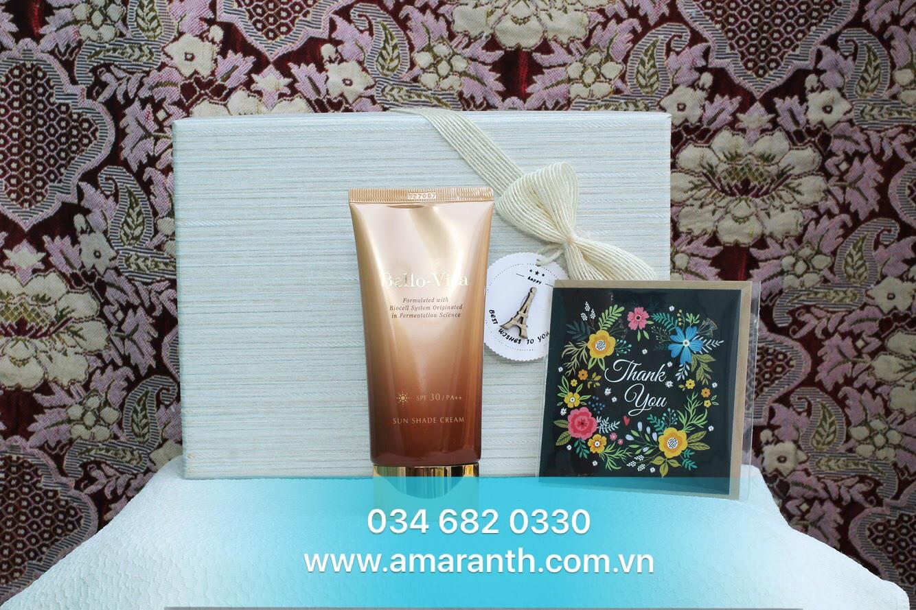 Kem chống nắng Bello-Vita Sun Shade Cream 70g