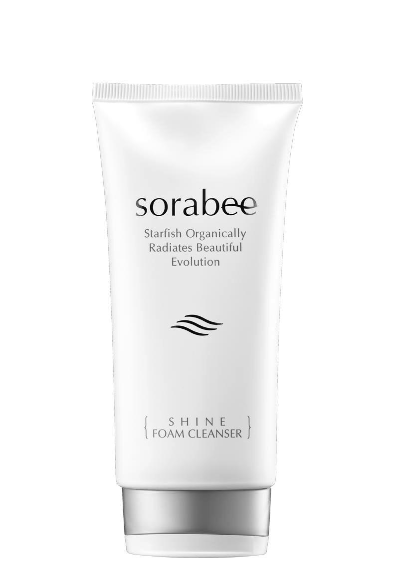 Sữa rửa mặt dưỡng trắng Sorabee Shine Foam Cleanser 150g