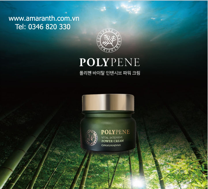 Kem dưỡng trị liệu POLYPENE VITAL INTENSIVE Power Cream 50g