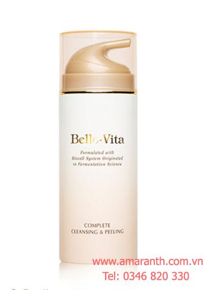 Tẩy tế bào chết Bello-Vita Complete Cleansing & Peeling 110g