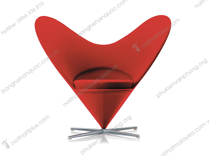 Ghế thư giãn hình trái tim F-P20-7