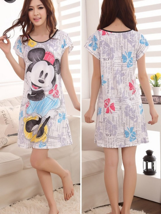 Đầm ngủ Mickey đáng yêu DT30