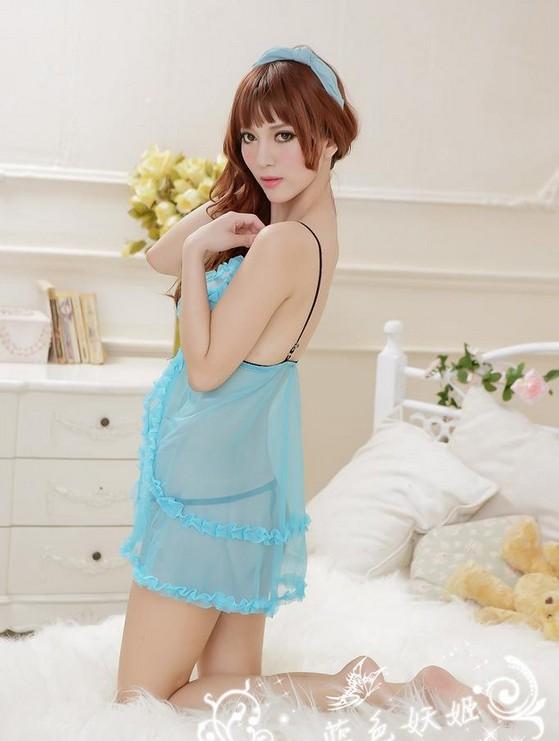 Đầm ngủ DN138
