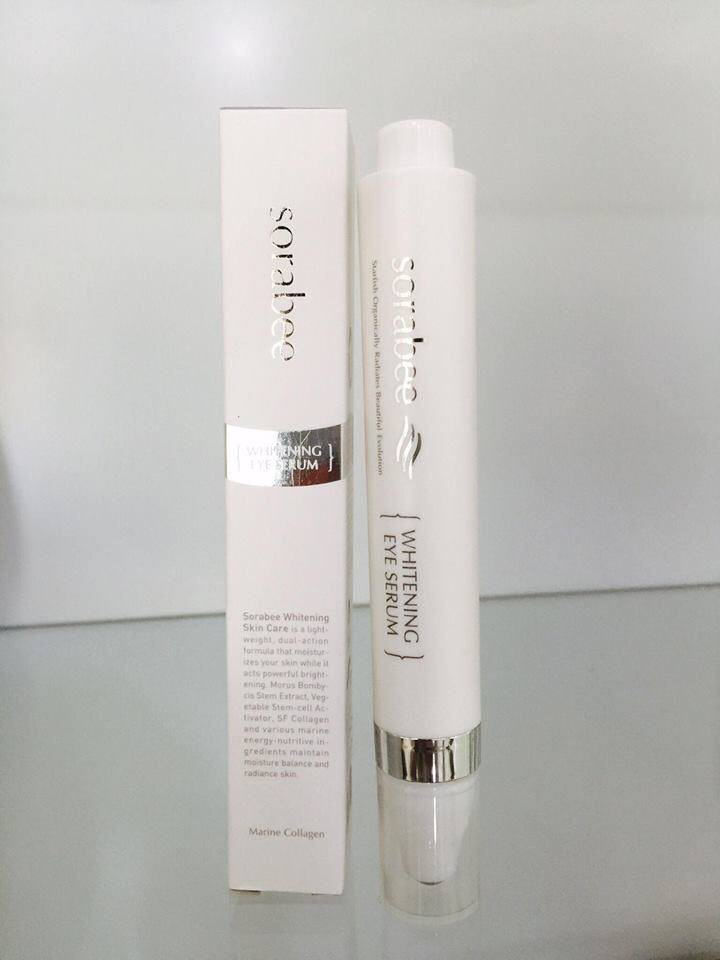Kem mắt Sorabee Whitening eye serum