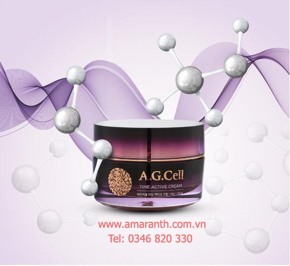 Kem dưỡng điều trị A.G.Cell Time Active Cream